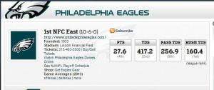 Philly offense