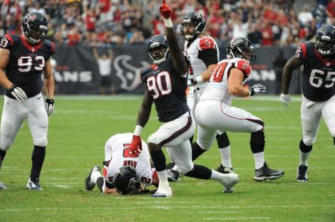 Jadeveon-Clowney-celebrates-sack-on-Matt-Ryan-Falcons-vs.-Texans-2014-preseason