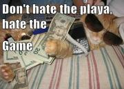 hate the playa