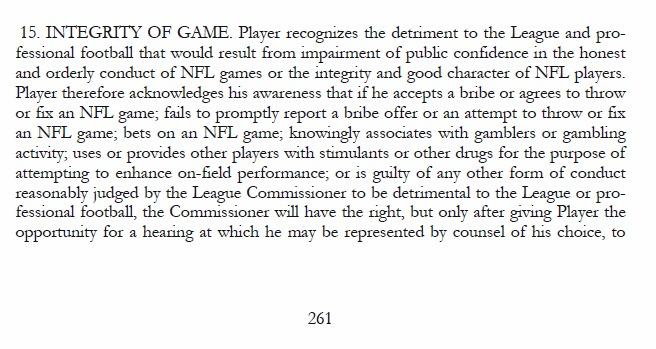 SPC integrity